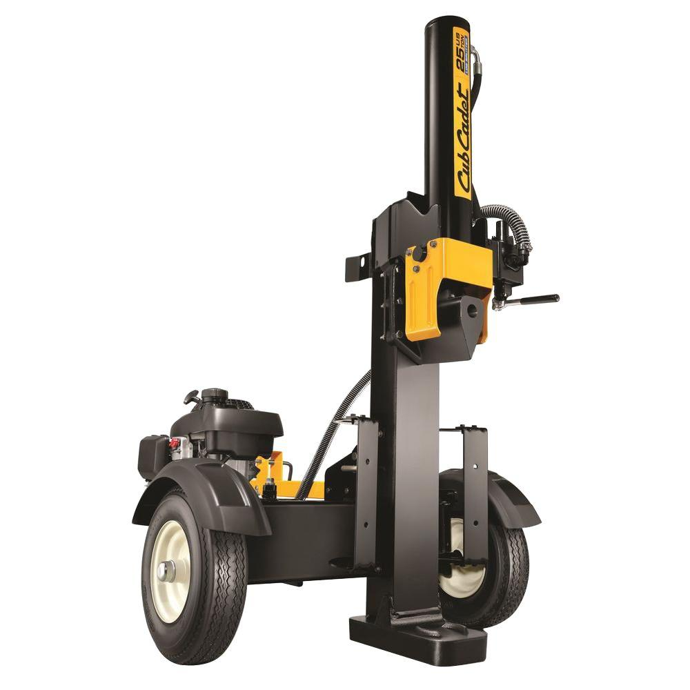 Cub Cadet 25 Ton Wood Splitter
