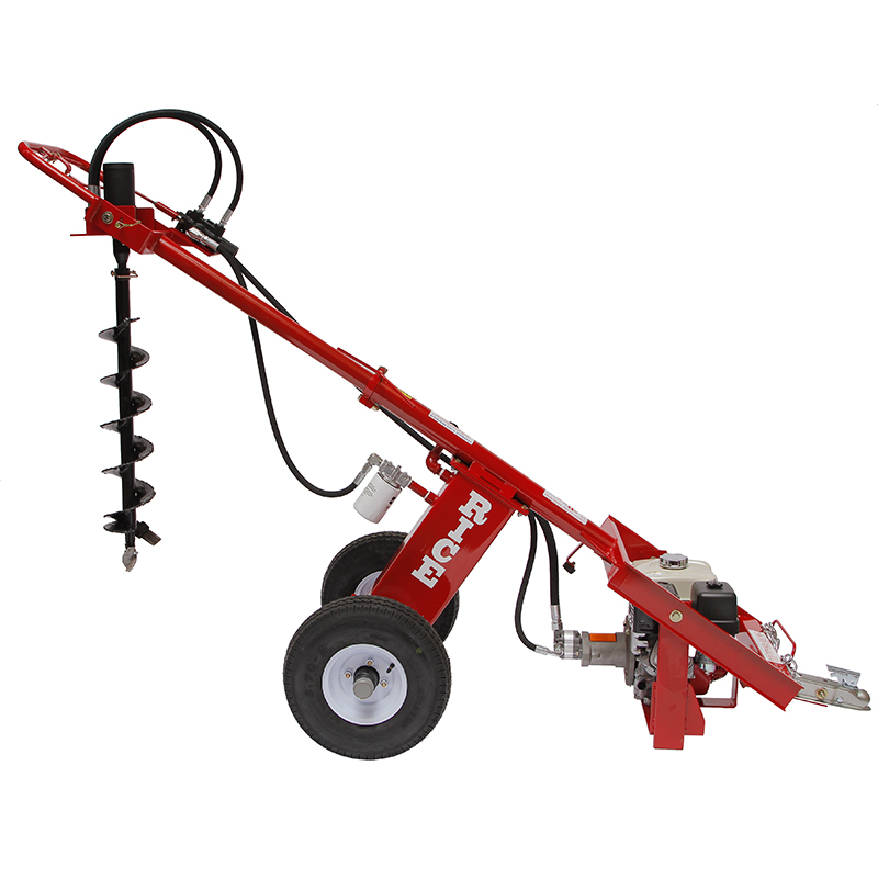 Rice 1 man Tow-able auger