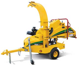 "Vermeer 6"" Wood Chipper"